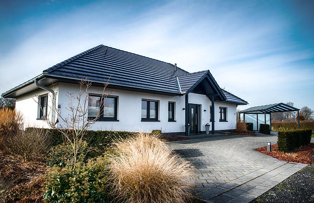 Ein und Mehrfamilienhäuser Dickhutbau