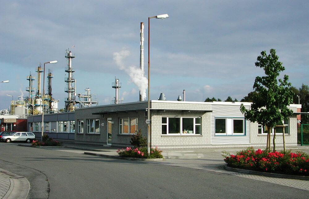 Gewerbliche Gebäude - Dickhutbau