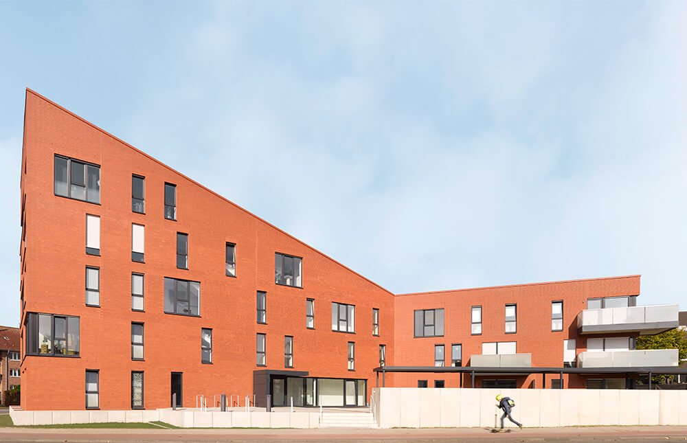 Wohnhäuser Kresings-HoHeck Dickhutbau