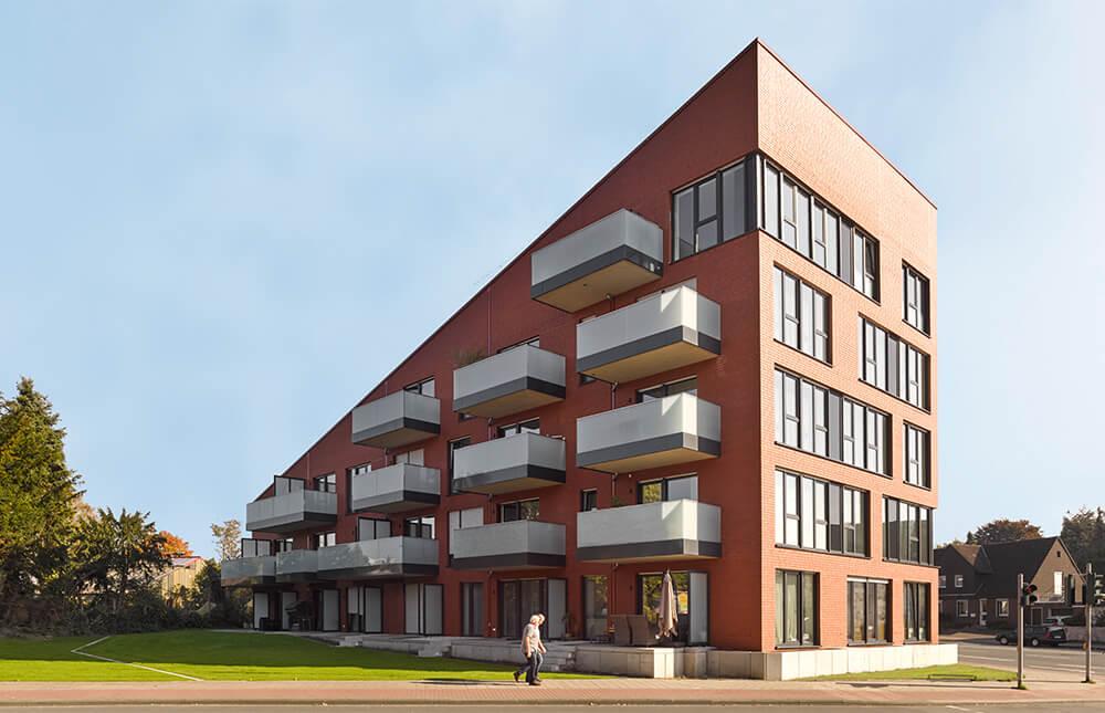Wohnhäuser - Kresings-HoHeck - Dickhutbau